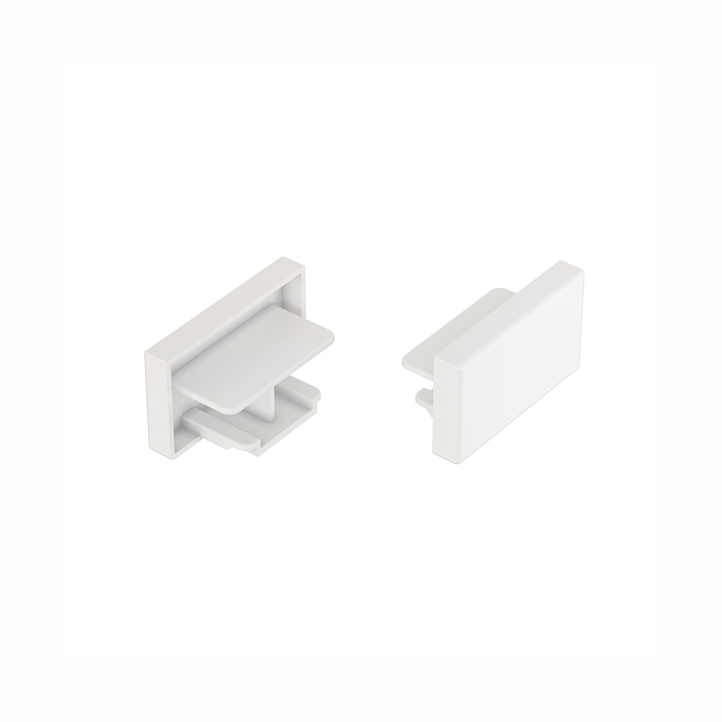 Заглушка торцевая для шинопровода WOLTA WTL-EC/02W Белая