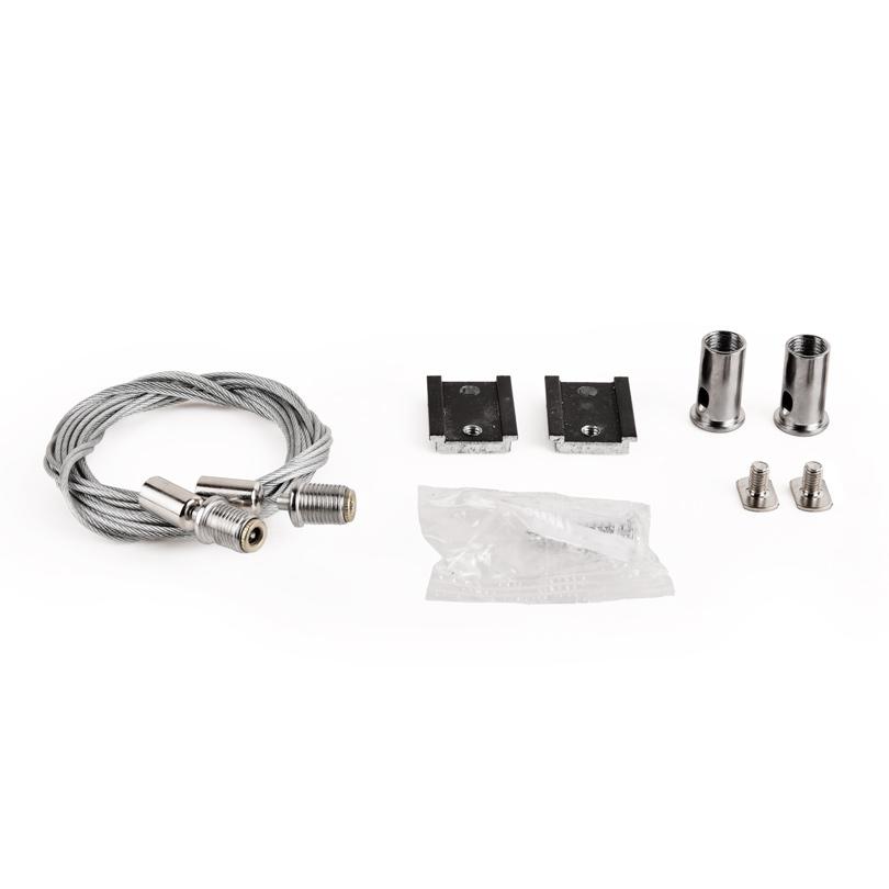 Тросовый подвес для магнитного шинопровода WOLTA WML-MK5/01B 2х2м